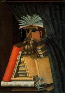 Arcimboldo8 - El bibliotecario